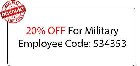 Military Employee Discount - Locksmith at Blue Island, IL - Blue Island Il Locksmith